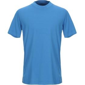 《期間限定 セール開催中》MALO メンズ T シャツ アジュールブルー 46 100% コットン