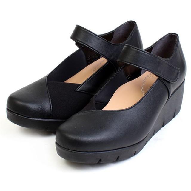 パンプス - PENNE PENNE FREAK [im39616] FIRST CONTACT/ファーストコンタクト 日本製 パンプス 抗菌 消臭 防滑 屈曲性 5cmヒールストラップ カジュアル オフィス コンフォート レディース 靴 39616