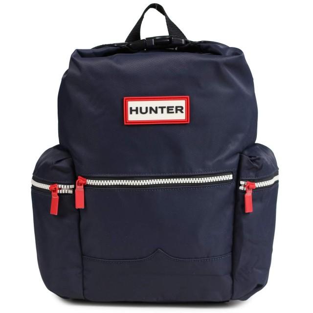 ハンター ORIGINAL NYLON MINI BACKPACK リュック バッグ バックパック UBB6018ACD ユニセックス ネイビー (並行輸入品)