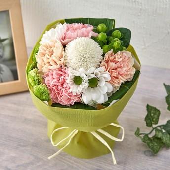 【日比谷花壇】【お供え用】そのまま飾れるブーケ「ウィッシュ」