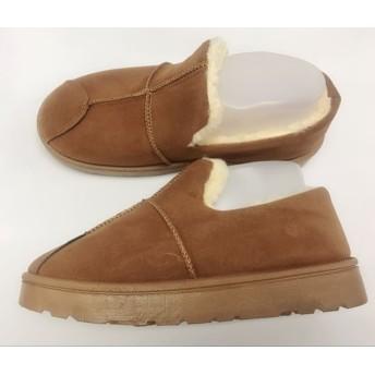 ムートンブーツ - seiheishop ムートンパンプス 厚底靴 レディース ブーツ ムートンブーツ フラットシューズ 美脚 裏起毛