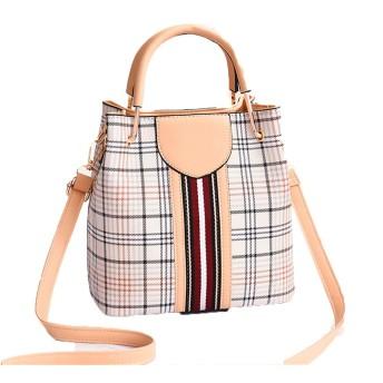 「美しいです」夏っぽい バッグ トートバッグ ショルダーバッグ 斜めがけバッグ 肩掛けバッグ ハンドバッグ バケツバッグ 写真色3