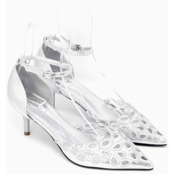 パンプス - GIRL パンプス 痛くない ローヒール 結婚式 フォーマル シューズ レディース 靴 大きいサイズ パーティー パーティ パーティーシューズ 柔らかい 歩きやすい ポインテッドトゥ オフィス 卒園式 二次会 入学式 卒業式 型押し アンクルストラップ