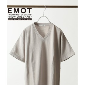 【50%OFF】 ジャーナルスタンダード Vネック Tシャツ ユニセックス グレーA XL 【JOURNAL STANDARD】 【セール開催中】