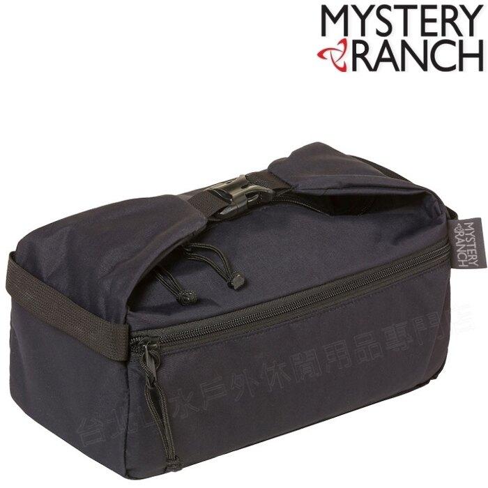 Mystery Ranch 神秘農場EX ZOID CELL 配件包/收納包/鏡頭包 61124 黑色 4L