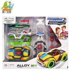 Playful Toys 頑玩具 合金換殼迴力車 6811B (迴力車 賽車遊戲 模型車 玩具車 賽車模型 頑玩具)