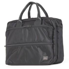 (Bag & Luggage SELECTION/カバンのセレクション)吉田カバン ポーター タイム ビジネスバッグ メンズ 2WAY A4 PORTER 655-08297/ユニセックス ブラック