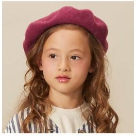 エフオーオンラインストア ベーシックベレー帽 レディース ピンク 52-54 【F.O.Online Store】