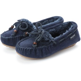 ミネトンカ Minnetonka KYRA SLIPPER 40684 (DARK NAVY)