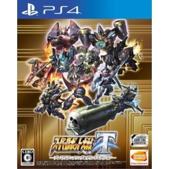 【中古】 スーパーロボット大戦T プレミアムアニメソング&サウンドエディション PS4 ソフト Playstation4 プレイステーション4 プ
