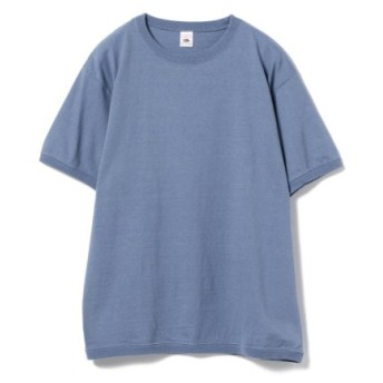 (BEAMS OUTLET/ビームス アウトレット)FRUIT OF THE LOOM × BEAMS/別注 Crew Neck T-shirt/メンズ NAVY