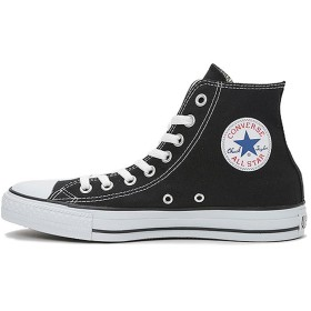 [CONVERSE(コンバース)] CANVAS ALL STAR HI (canvas-hi) (USA6.5【25.0cm】, BLACK)