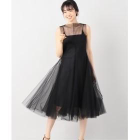 VERMEIL par iena MARC LE BIHAN チュール Dress ブラック S