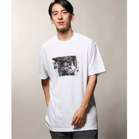 JOURNAL STANDARD relume BROW/ブロウ GAY RODEO WHITE S/S TEE ホワイト L