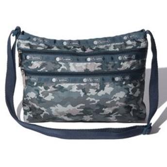 【LeSportsac:バッグ】QUINN BAG/カモブルース