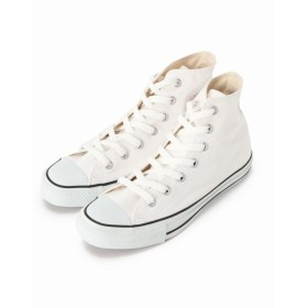 BOICE FROM BAYCREW'S 【CONVERSE】CANVAS ALL STAR COLORS HI ホワイト 23.5