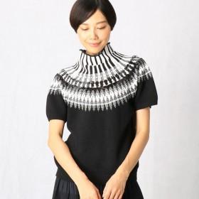 [マルイ]【セール】【ノルディック柄】 ビーズ刺繍 ニットプルオーバー/コムサマチュア(Comme ca Mature)