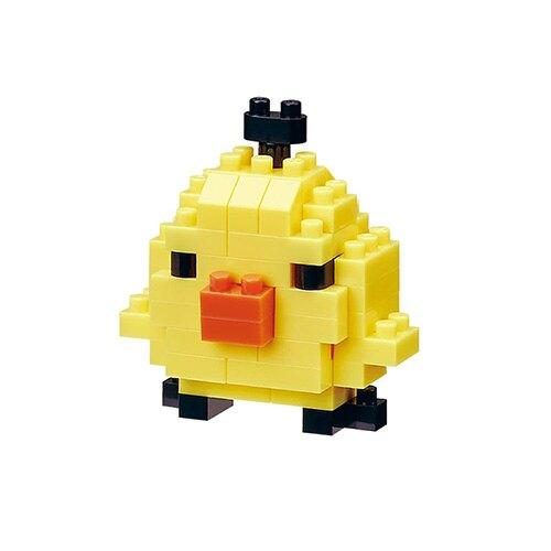 《Nanoblock 迷你積木》NBCC-070黃色小雞 東喬精品百貨