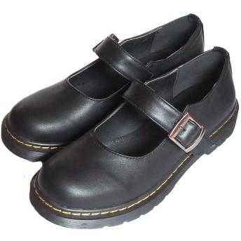 フラットシューズ - GeMini 送料無料 オックスフォードシューズ レディース おじ靴 レースアップシューズ 革靴 ウィングチップ カジュアルシューズレディースプラットフォーム レースアップ 3ホール 走れる マニッシュ 厚底 紐 ブラック 黒 靴 韓国 学生靴 通学 871