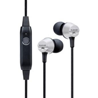 Bluetoothイヤホン GrandBass GB11 シルバー LBT-GB11SV