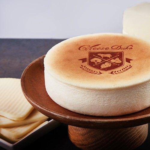 起士公爵 - 純粹原味乳酪蛋糕 (6吋)