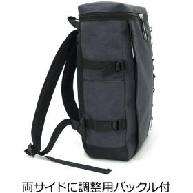 リュック・バックパック - YUMEX B4サイズ対応!通勤・通学やジム通いにも便利なユニセックスリュック【スクエアボックスリュック】 カバン 鞄 バッグ