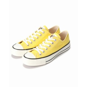 JOINT WORKS CONVERSE canvas allstar J OX イエロー 24
