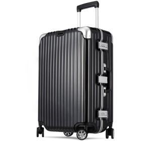 スーツケース キャリーバッグ 大型 8輪 TSAロック グローバル紛失システム付き 高級ポリカーボネート PC 軽量 超静音 旅行カバン