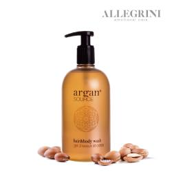 ALLEGRINI艾格尼-ARGAN SOURCE髮膚清潔露500ml