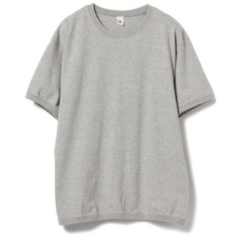 (BEAMS OUTLET/ビームス アウトレット)FRUIT OF THE LOOM × BEAMS/別注 Crew Neck T-shirt/メンズ GREY