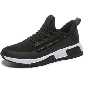 [Ziitop] スニーカー メンズ ランニングシューズ アウトドア カジュアル 男達 ジョギング 靴 ウォーキング シューズ 運動靴 通気性 耐摩耗性 滑り止めソール 通勤 通学 日常着用