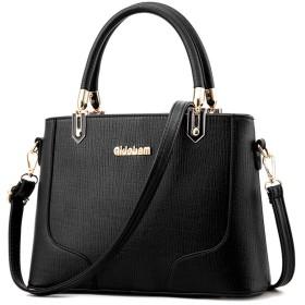 2017新しい波パケットメッセンジャーバッグレディース女性のバッグのハンドバッグのハンドバッグ,ブラック