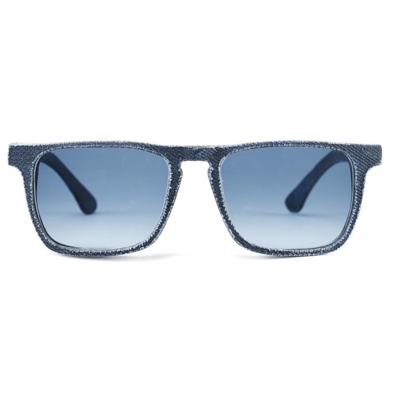 丹寧太陽眼鏡 - Burnell 丹寧藍