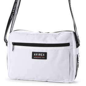 アヴィレックス AVIREX ショルダーバッグ (white)