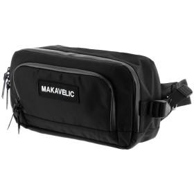 (マキャベリック) MAKAVELIC ウエストバッグ ボディバッグ [TRUCKS] [DA MOVE WAISTBAG] 1.ブラック