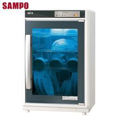SAMPO聲寶 85公升四層光觸媒紫外線烘碗機KB-RF85U