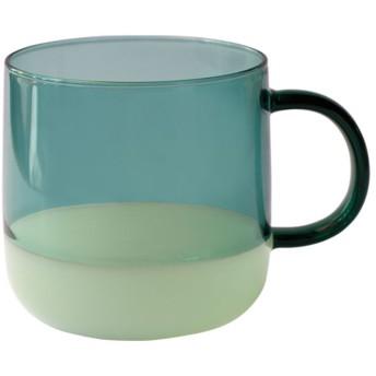 TWO TONE マグカップ Green