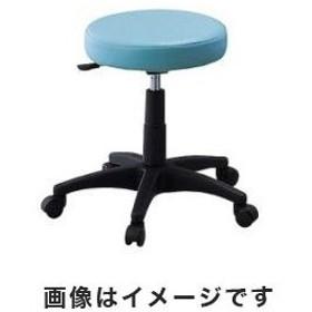 東洋工芸 ラウンドチェアDX ライトブルー 2-8029-02 GS010-VBL