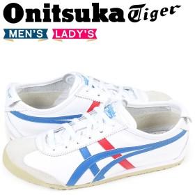 オニツカタイガー メキシコ 66 Onitsuka Tiger MEXICO 66 スニーカー メンズ レディース DL202-0146 THL202-0146 ホワイト 白 7/26 追加入荷