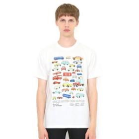 【グラニフ:トップス】グラニフ Tシャツ メンズ レディース 半袖 ヴァリュースカインズオブカーズ