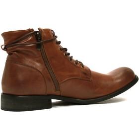 ブーツ - Zeal Market [Dedes デデス]レザー レースアップショートブーツ 5119【靴/クツ/くつ】