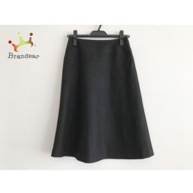 エポカ EPOCA ロングスカート サイズ38 M レディース 美品 黒 新着 20190722