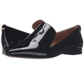 Calvin Klein(カルバンクライン) レディース 女性用 シューズ 靴 ローファー ボートシューズ Elin - Black Patent 6 M [並行輸入品]