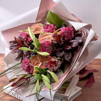【日比谷花壇】デザイナーズ花束「フィオリトゥーラ」