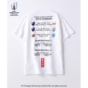 Rugby World Cup 2019(TM) RWC 2019(TM) 大分スポーツ公園総合競技場ver ホワイト