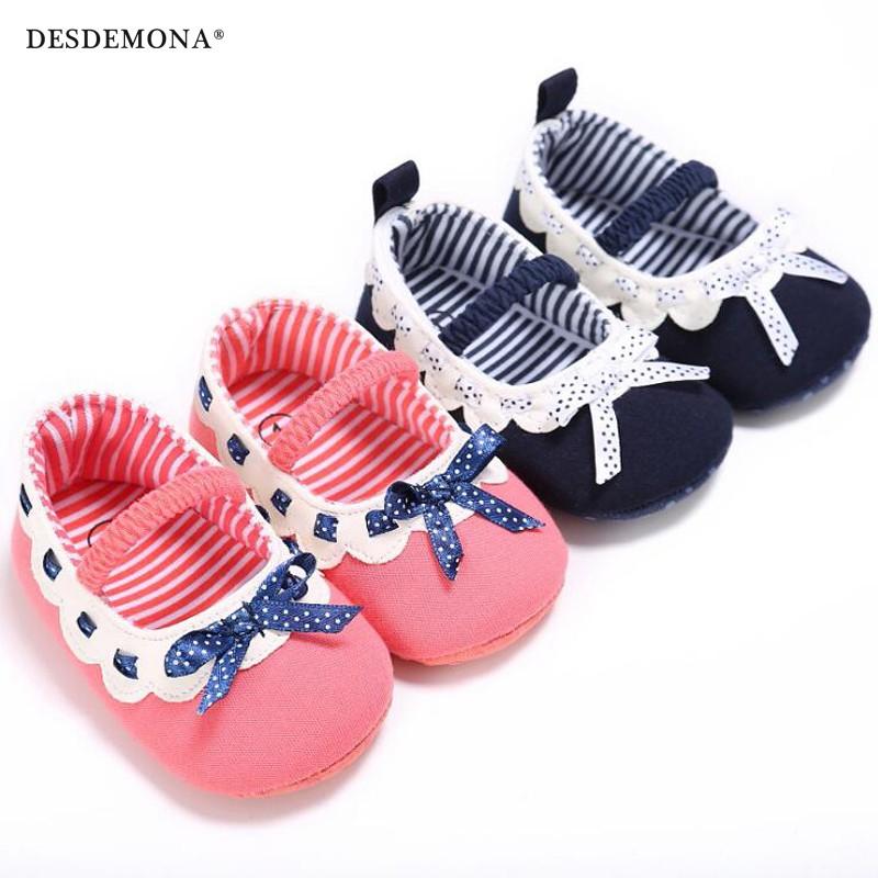 童鞋 嬰幼童寶寶鞋 嬰兒鞋 女寶寶蝴蝶結公主鞋 軟底學步鞋[DM商城]