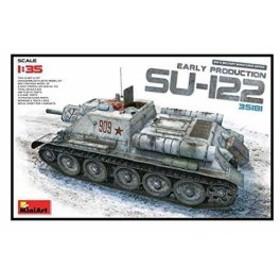 1/35 ソビエト連邦軍 SU-122 初期生産型 プラモデル MA35181[35181]