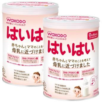 和光堂 レーベンスミルク はいはい 2缶パック (景品付き) 食品 ミルク・粉ミルク 新生児ミルク (44)