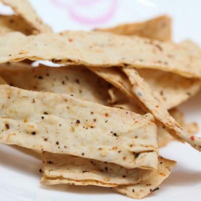 金梓食品 塔香鱈魚切片(320克/包,共二包)