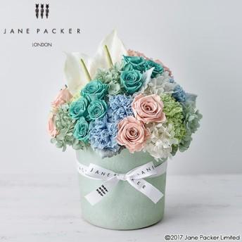 【日比谷花壇】JANE PACKER プリザーブド&アーティフィシャルアレンジメント「エスケープ」